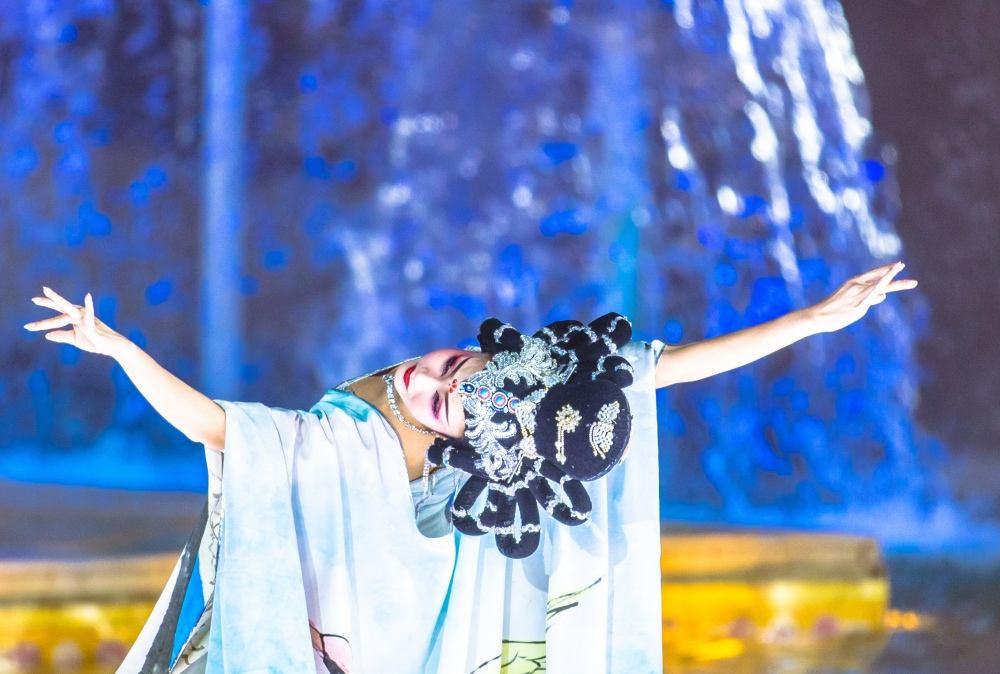 西安长恨歌在哪表演?西安华清池长恨歌演出地点