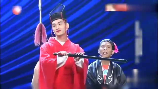 2019欢乐喜剧人冠军文松专场演出大连站