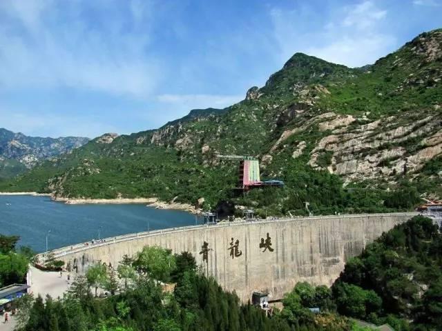 宜昌青龙峡漂流