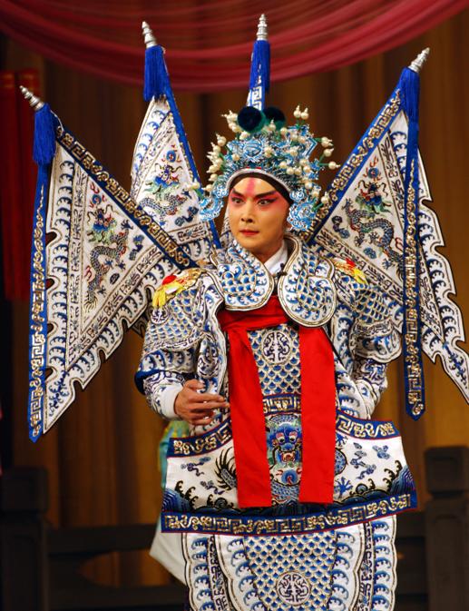 【济南】京剧《长板坡》