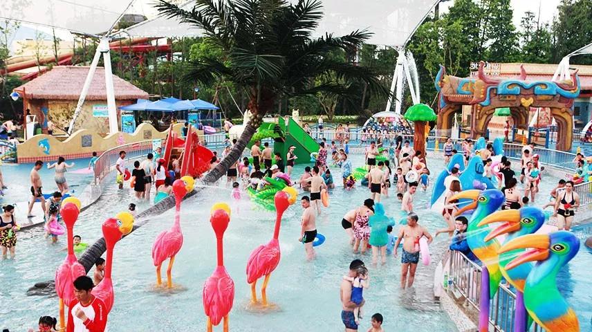 2019上海玛雅海滩水公园开园了吗?上海玛雅海滩水世界开园时间