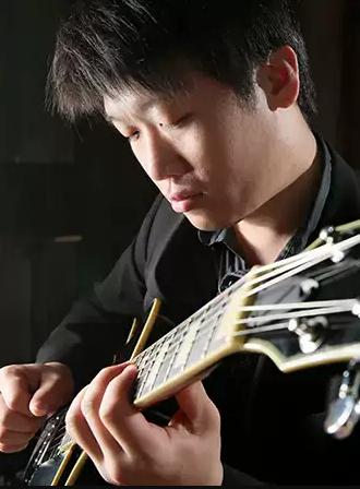 亚洲指弹天王陈彦宏吉他独奏音乐会深圳站