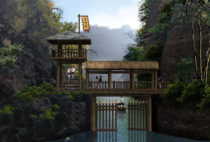 修水东浒寨风景区