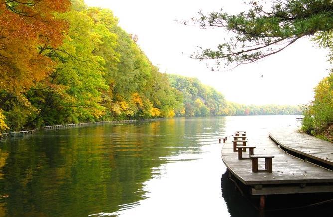 吉林龙湾群国家森林公园