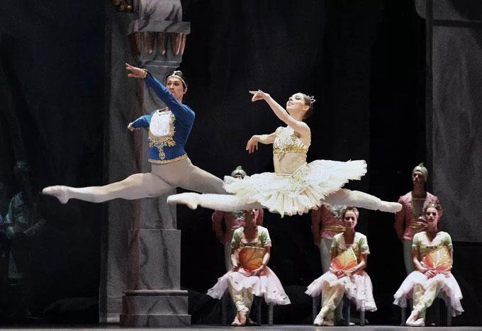 古典芭蕾舞剧《舞姬》珠海站