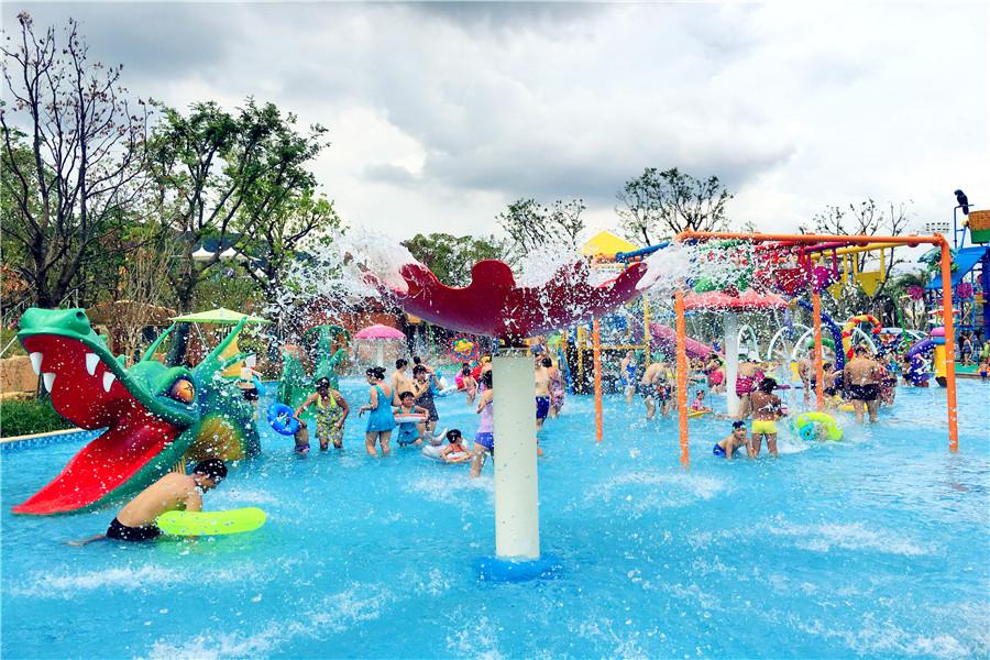 苏州乐园室内水世界