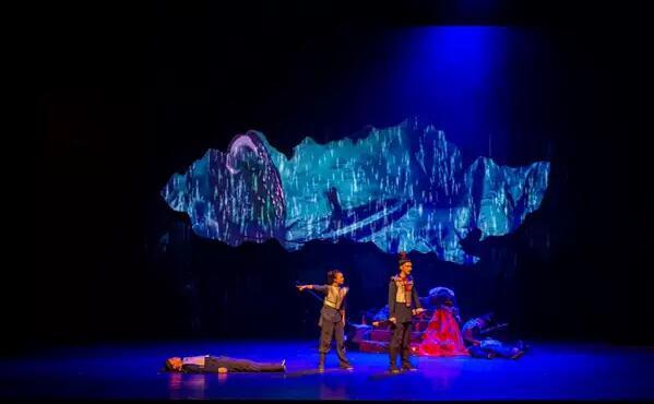 兒童劇《花木蘭》杭州演出門票