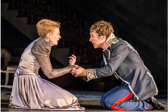 《哈姆雷特》柳州演出门票