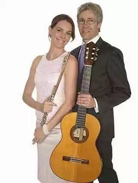 瑞典哈根长笛吉他二重奏广州站