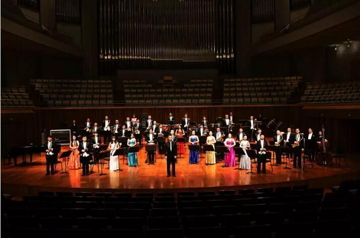 北京管乐交响乐团南京音乐会门票