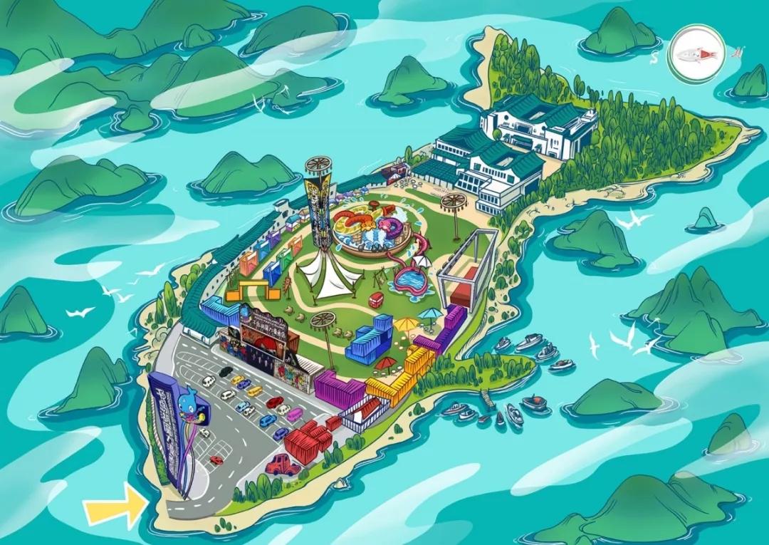 千岛湖魔鱼音乐节