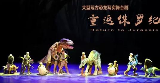 《重返侏罗纪》北京站
