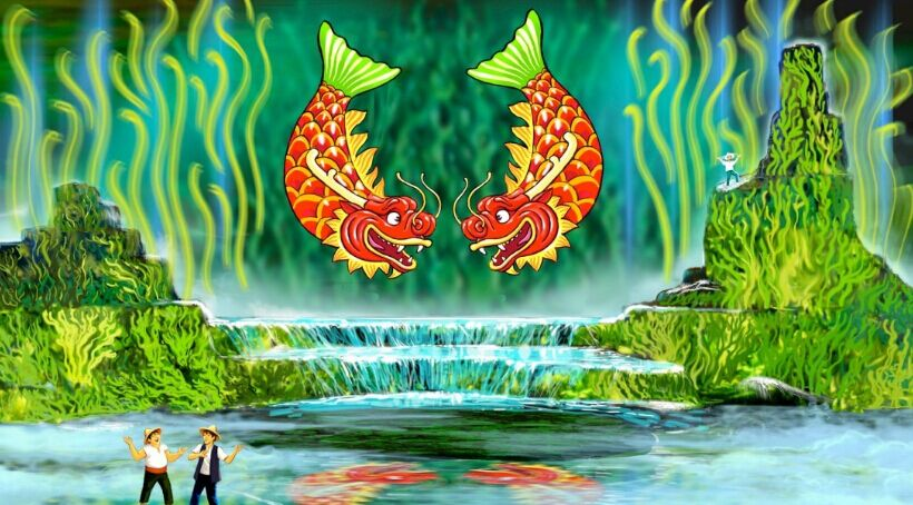 武夷山水秀-梦之泉