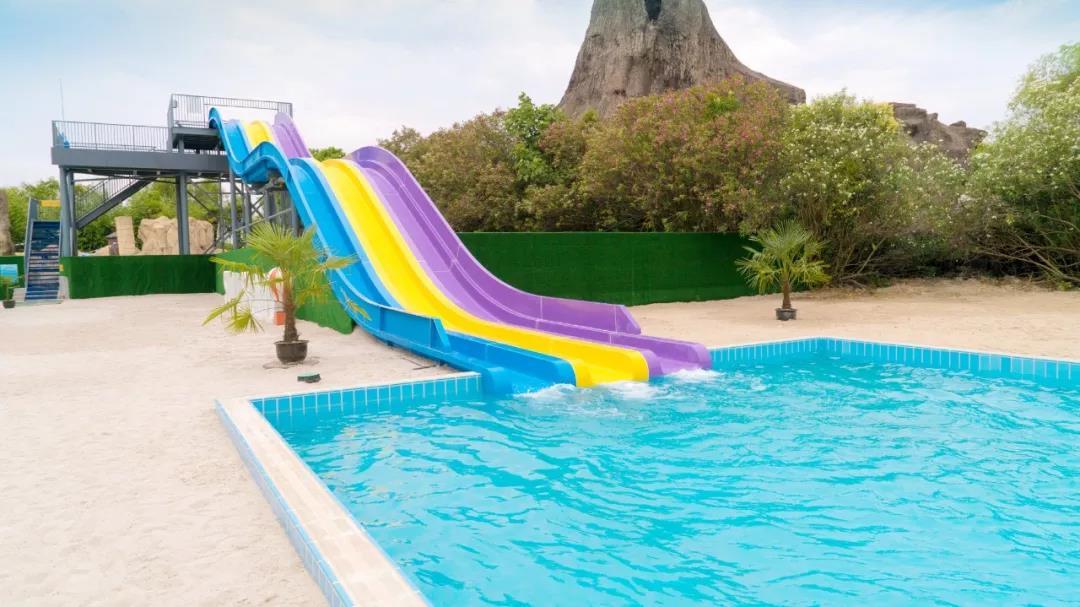 上海太阳岛度假村沙滩泳池怎么样?上海太阳岛度假村沙滩泳池好玩吗?