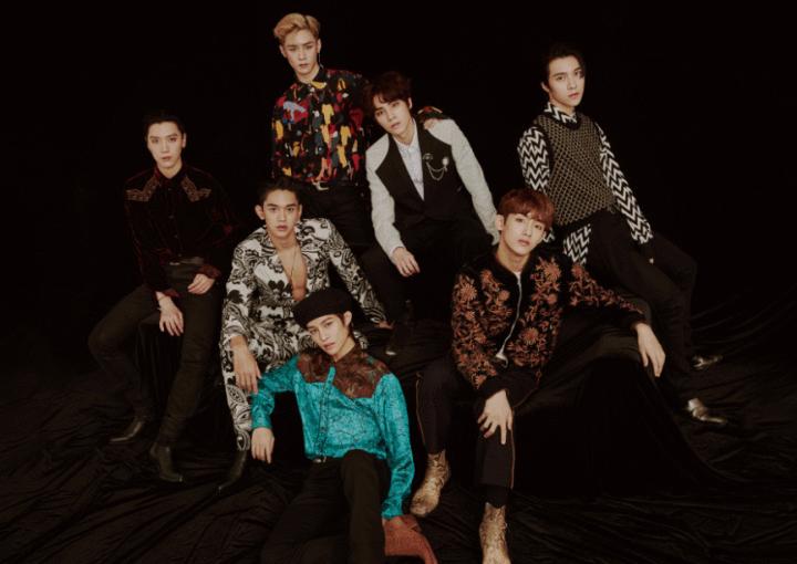 2019威神V巡回演唱会