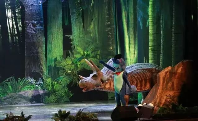 2019《恐龙归来之小精灵探险记》深圳站