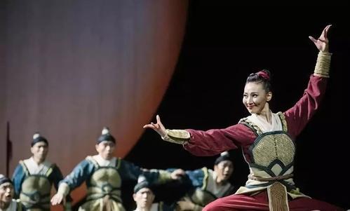2019舞剧《花木兰》上海站
