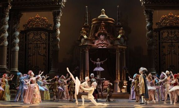 2019莫斯科大剧院芭蕾舞团《堂・吉诃德》广州站