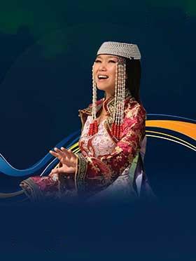 《兴安2019音乐那达慕-哈布日淇淇格专场演唱会》---兴安盟站