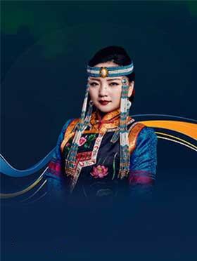《兴安2019音乐那达慕-白玉花专场演唱会》---兴安盟站