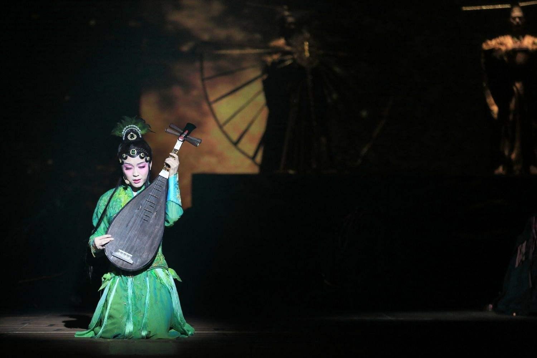 2019李玉刚歌舞剧《昭君出塞》杭州站时间、地点、门票价格