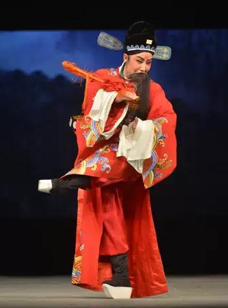 【太原】新时代・新晋剧-谢涛从艺四十周年原创剧目展演《烂柯山下》