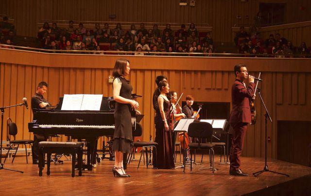 南京经典音乐作品音乐会