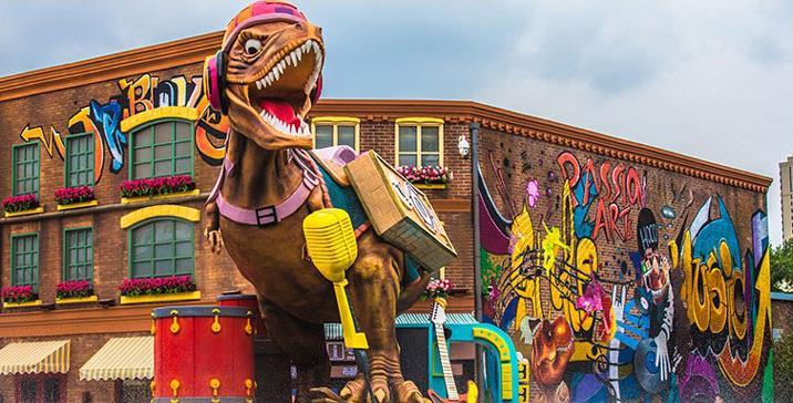 常州中华恐龙园好玩吗?常州中华恐龙园游玩攻略