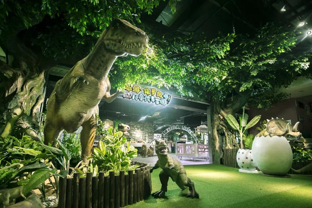 悠游侏罗纪儿童汽车王国怎么样?悠游侏罗纪儿童汽车王国好玩吗?