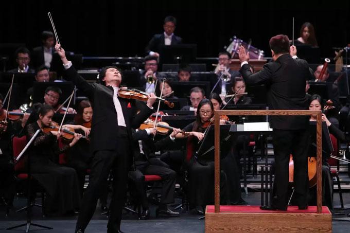 吕思清昆明小提琴独奏音乐会