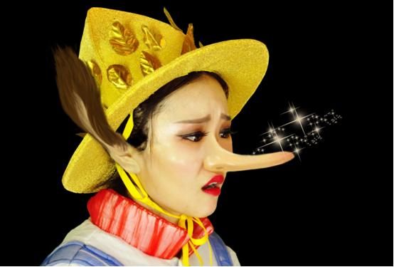 百老汇式儿童剧《匹诺曹成长记》将