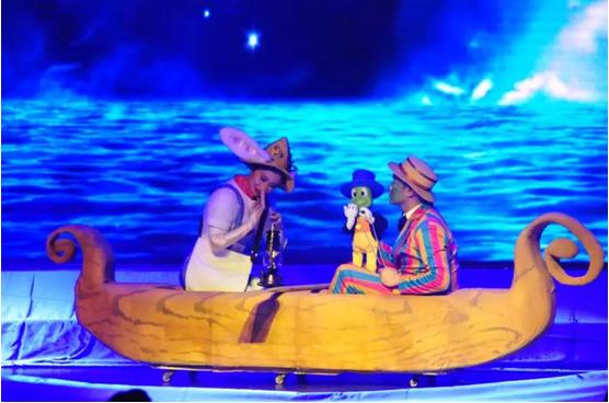 百老汇式儿童剧《匹诺曹成长记》
