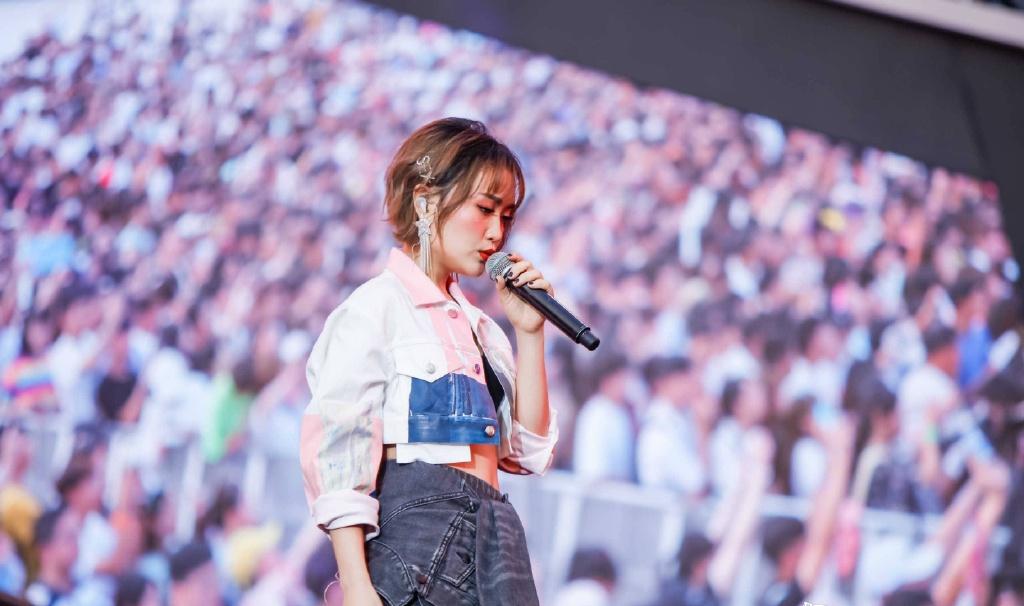 2020庄心妍澳门演唱会在哪买票?票价多少?