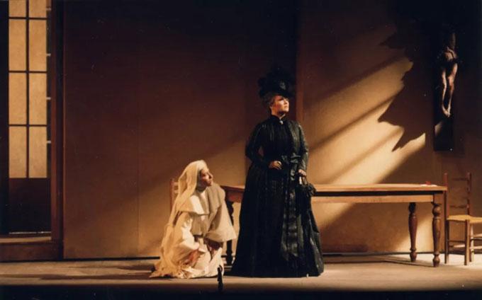 歌剧《修女安洁丽卡》广州站