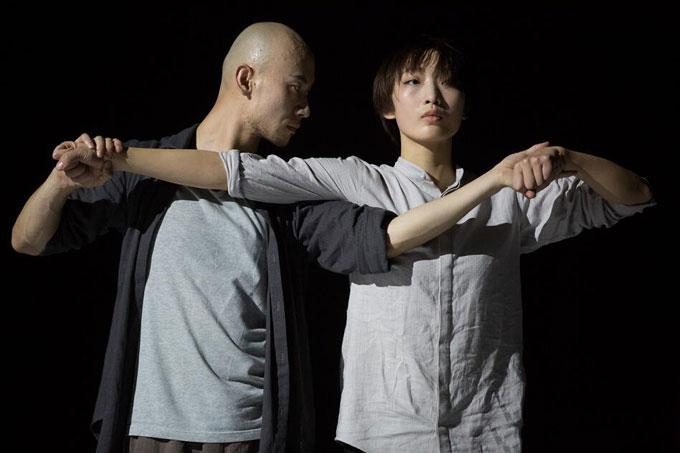 舞蹈作品《你好陌生》广州站