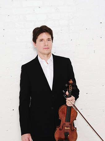 广州交响乐团2019/20音乐季【17】美国小提琴大师约书亚・贝尔广州站