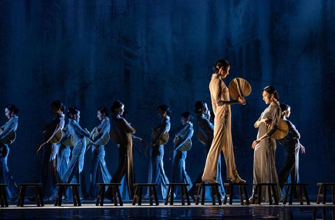 舞剧《永不消逝的电波》长沙站