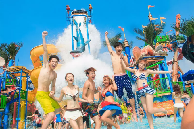 西安欢乐海室内水世界好玩吗?西安欢乐海室内水世界怎么样?