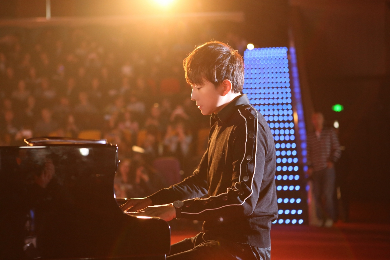 Pianoboy高至豪成都钢琴音乐会