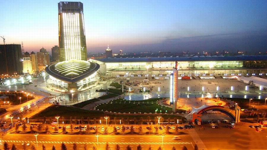 哈尔滨国际会展体育中心环球剧场