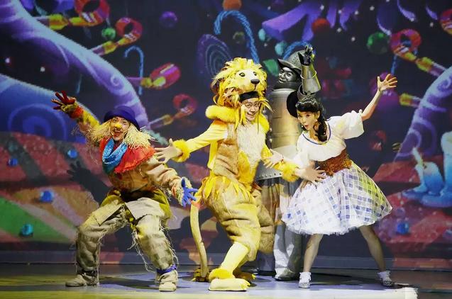 亲子音乐剧《绿野仙踪之奥兹国大冒险》广州站