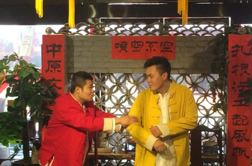 2019爆笑中原喜剧喷空巡演成都站