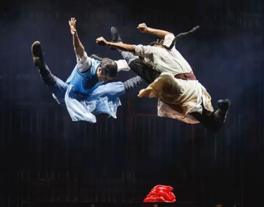 大型民族舞剧《醒狮》西宁站