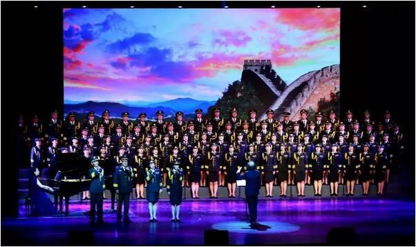 北京不朽的歌红色经典新年音乐会门票
