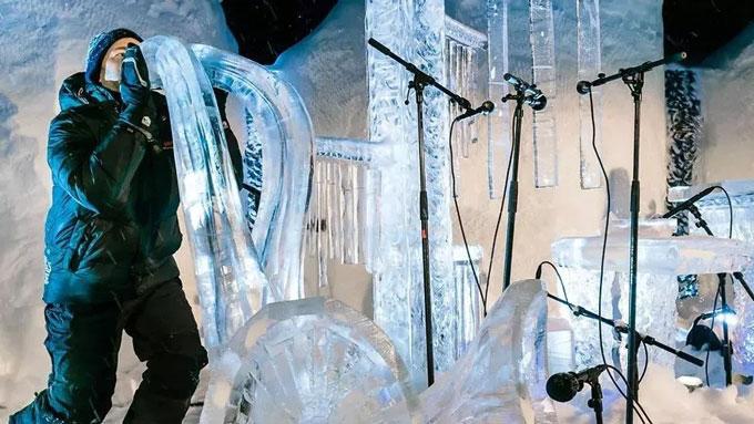 挪威极地冰乐团珠海音乐会