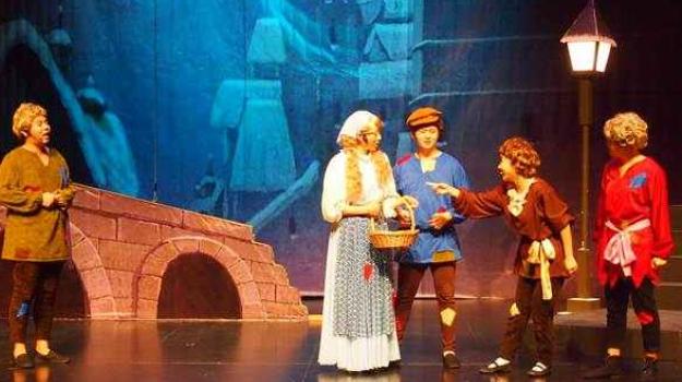 新加坡儿童剧《王子与乞丐》广州站