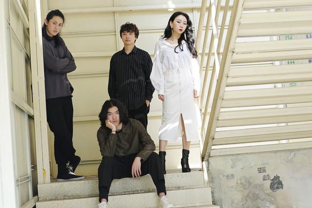 Favours!偏袒乐队南京演唱会