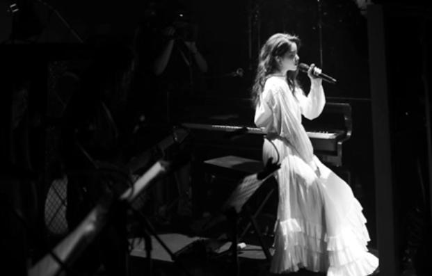 欧阳娜娜十周年音乐会