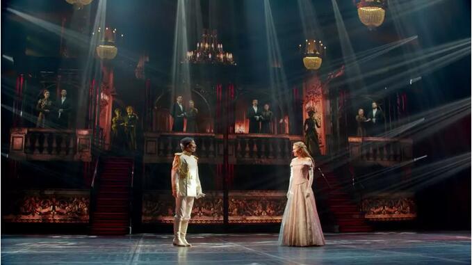 《安娜卡列尼娜》上海演出门票