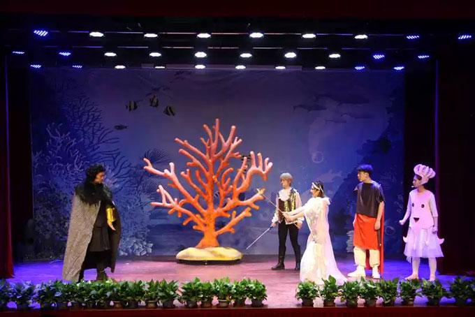 天津儿童剧《美人鱼》